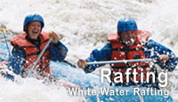 Rafting in Nepal - White Water Rafting